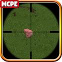 Desno Guns Mod MC Pocket Edition icon