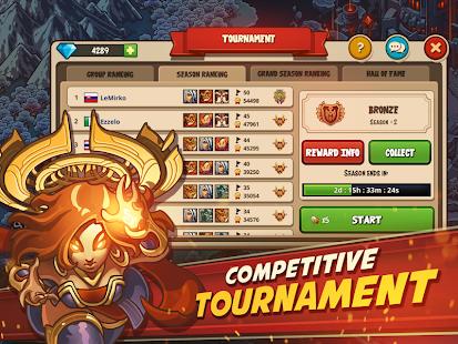 Game Tower Defense Crush: Empire Warriors TD APK for Windows Phone