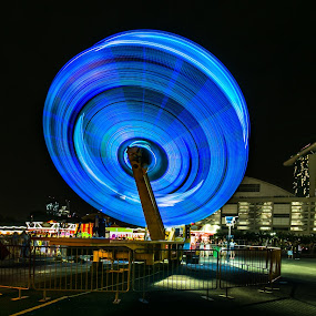 Spinning by Mann Renzef - City,  Street & Park  Amusement Parks (  )