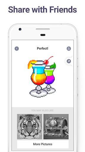 Pixel Art: Color by Number screenshots 6