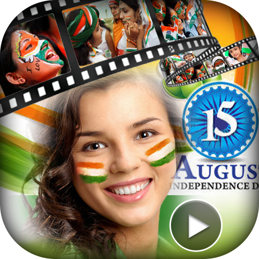 Independence Day Video Maker - 15 Aug Video Maker