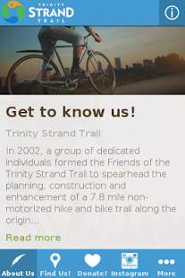 Trinity Strand Trail- screenshot thumbnail