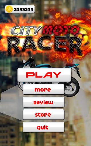 City Moto Racer Extreme