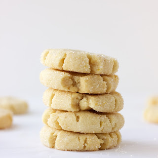 Chewy Vegan Lemon Cookies Recipe