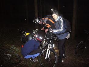 Photo: Da freut sich Martin ............ denn es ist nicht sein Bike :-)