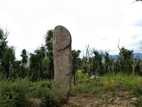 Photo: Menhir de Querafumat  II