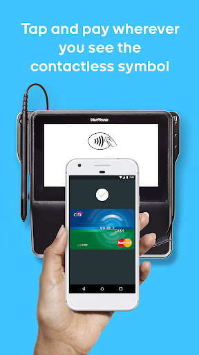 Android Pay  screenshots 1