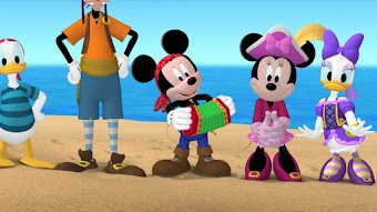 Mickey's Pirate Adventure Part 2