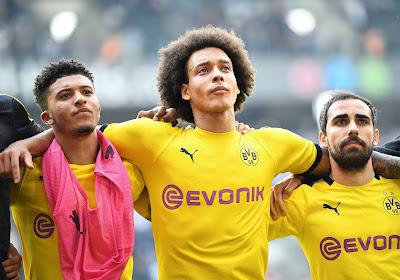 🎥 Witsel et Lukebakio mis à l'honneur dans les plus beaux buts de la Bundesliga