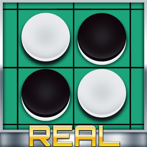 Reversi REAL - Free Board Game (game)