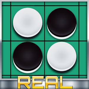 リバーシREAL 2人対戦できるボードゲーム - Google Play の Android アプリ