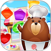 Candy Bears - Free Puzzle Game