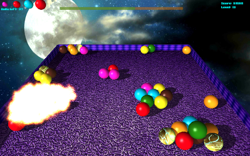 Magnetic Balls 3D Free