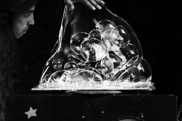 Il mago delle bolle di Elisabetta Castellano