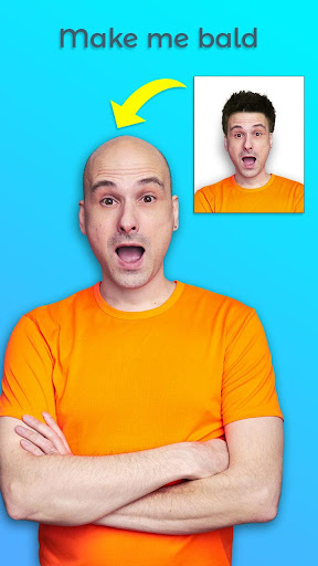 make me bald app for android free download