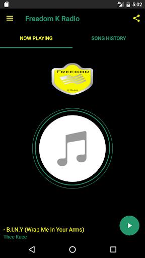 Freedom K Radio 2.0 screenshots 2