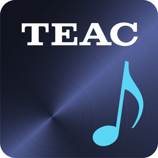 TEAC HR Audio Player Android APK Download Free By TEAC CORPORATION