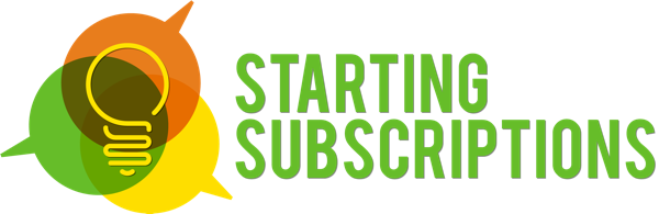 Starting Subscription Online Training by Subscription Insider