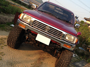 ハイラックス 4WD ピックアップのカスタム事例画像 快適ヴェルくんさんの2020年02月16日23:26の投稿