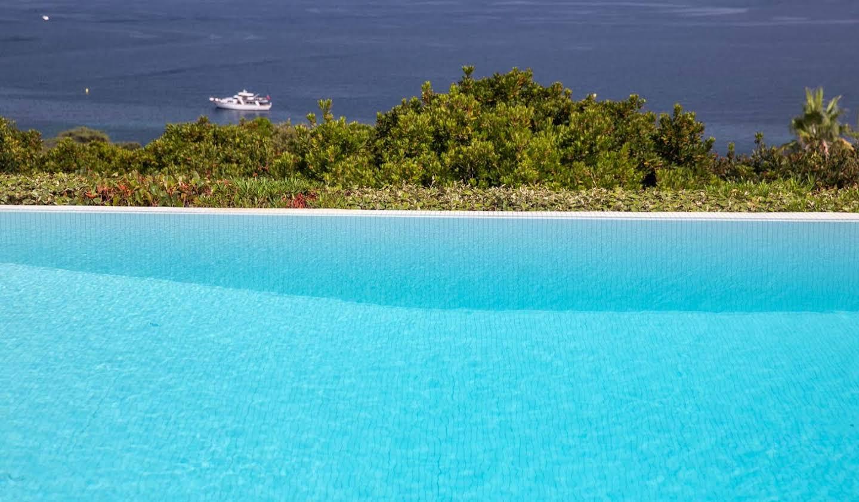 Villa avec piscine et jardin Pietrosella