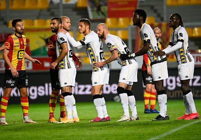 La sélection du Sporting Charleroi pour le match en retard de ce soir