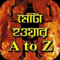 Mota Hobar Upay - মোটা হওয়ার উপায় icon