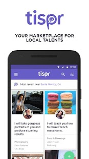 tispr - Local Freelance- screenshot thumbnail
