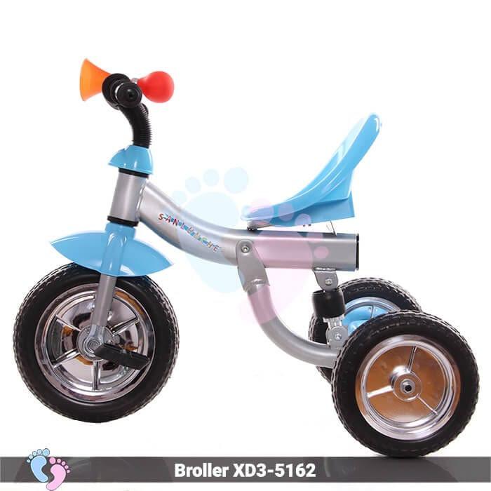 Xe đạp trẻ em 3 bánh Broller XD3-5162 2