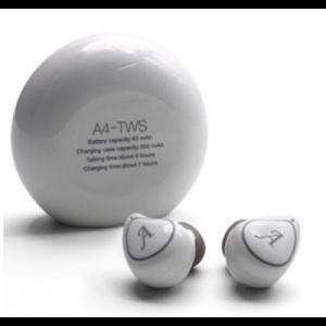 Casti wireless cu dock de incarcare, A4-TWS