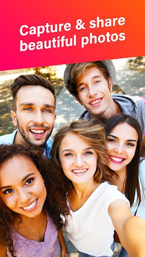 PlusMe u2013 Share your lives with beauty camerauff01 1.4.3.2 screenshots 1