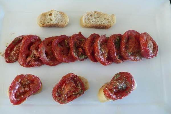 Tomatoes Sweet-salty And Spicy