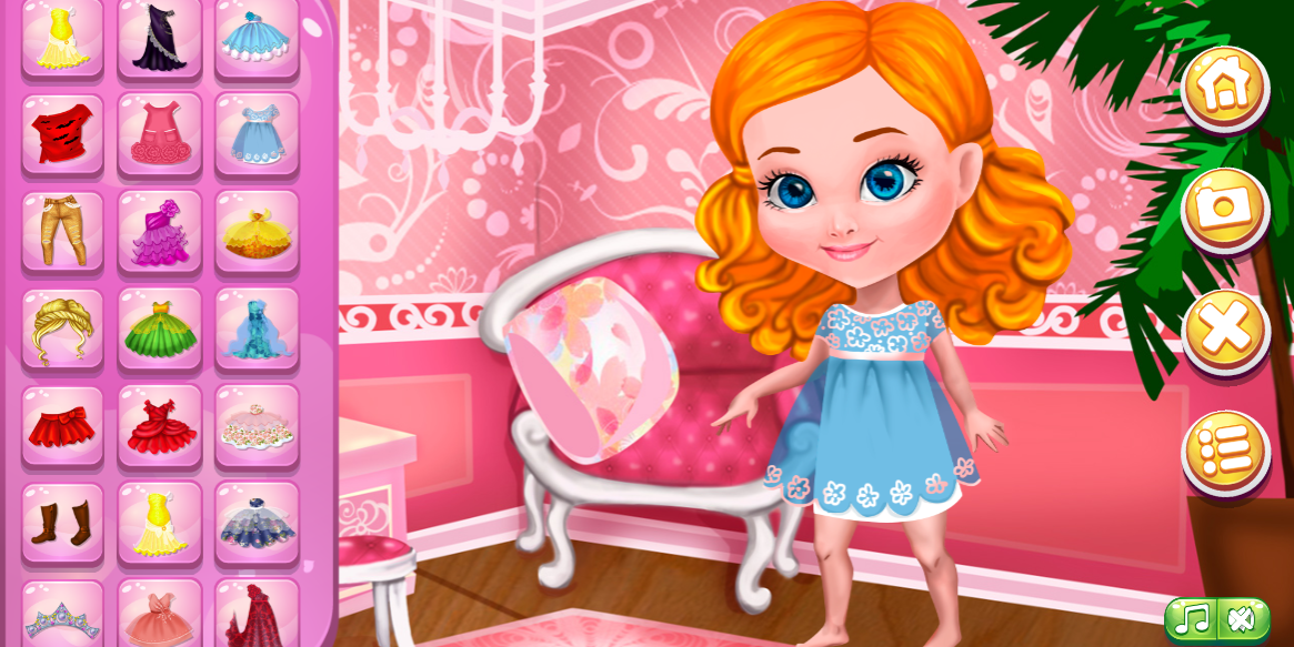 Dress up Games for girls  screenshot. Dress up Games for girls   Android Apps on Google Play