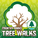 Country Parks Tree Walks icon
