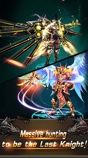 Knight Wars – The Last Knight poster