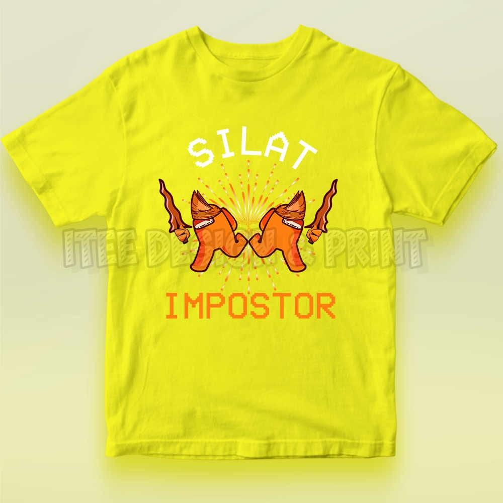 Pencak Silat Among Us Impostor 15
