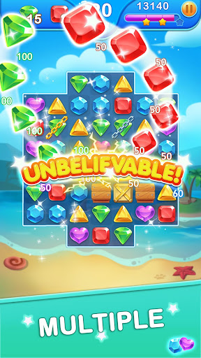 Jewel Blast Dragon - Match 3 Puzzle 1.13.3 screenshots 5