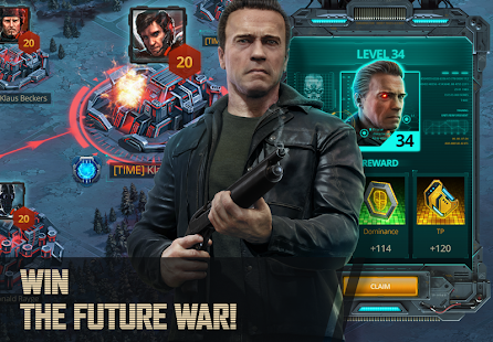 Terminator Genisys: Future War- screenshot thumbnail