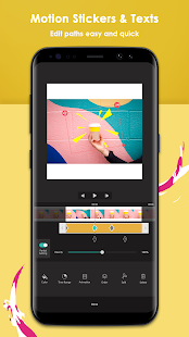 Vimo – Video Motion Sticker and Text 13
