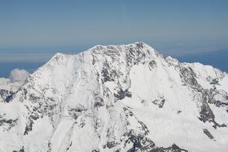 Photo: Aoraki/Mt Cook - 3754m. New Zealand's highest peak and the 'big challenge' for 2009!