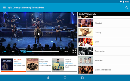 Qello Concerts Screenshot 15