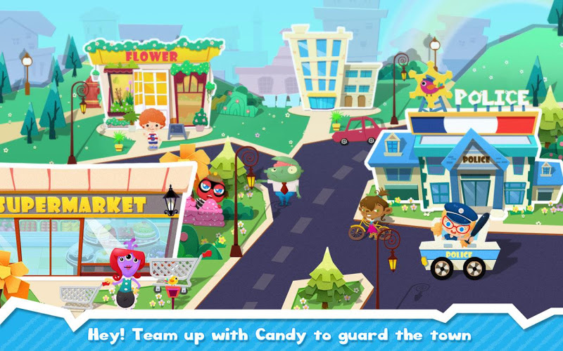 Скриншот Candy's Town
