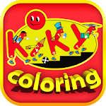 Kiky Coloring icon
