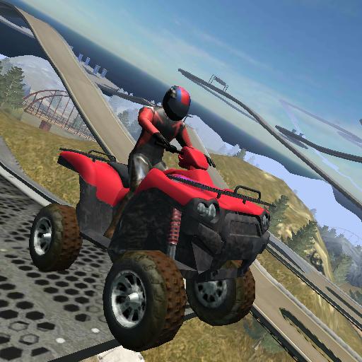 ATV Quad Stunt Racing