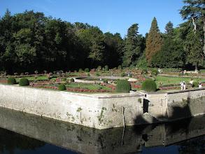 Photo: The gardens of Catherine de' Medici, 1519-1589, the wife of King Henri II