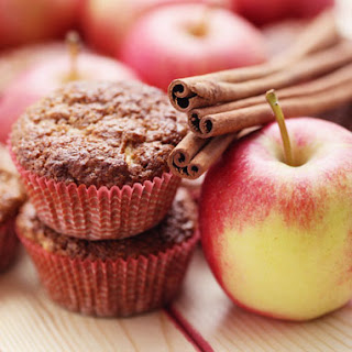 Diabetes-Friendly Apple & Spice Muffins