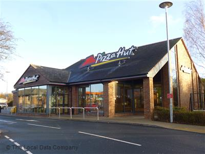 Pizza Hut On Stile Hill Way Restaurant Pizzeria In Cross