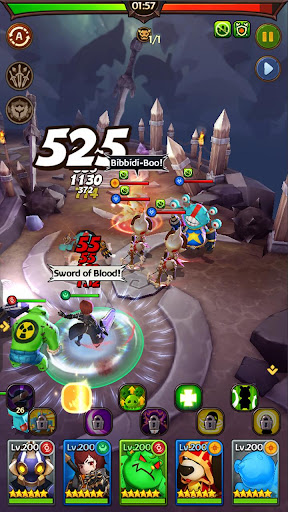 Hello Hero Epic Battle: 3D RPG  screenshots 23