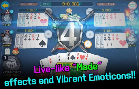 Boss Casino Poker Baccarat- screenshot thumbnail