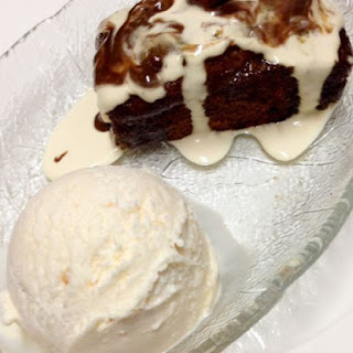 Hot Sticky Toffee Pudding   My