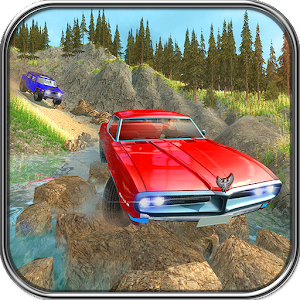 American Classic Muscle Car 3D: Offroad Adventure